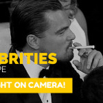 Caught on Camera: Celebrities Who Vape