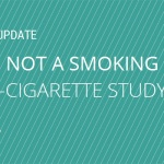WEEKEND UPDATE: VAPING NOT A GATEWAY TO SMOKING: NEW E-CIGARETTE STUDY SHOWS {NOV 29, 2014}